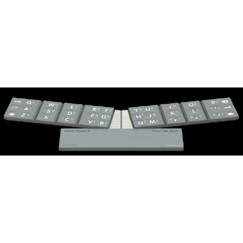 TextBlade. Беспроводная складная клавиатура
