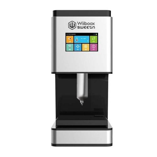Пищевой 3D-принтер. WiibooxSweetin Chocolate 3D Printer