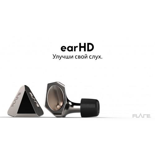 Носимое устройство для улучшения слуха. earHD