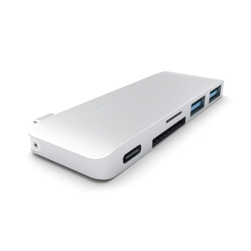 Satechi Type-C USB 3.0 3 in 1. USB хаб